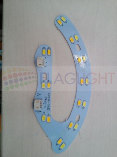 LED модул 3 в 1 - 5W  PW+WW с драйвър