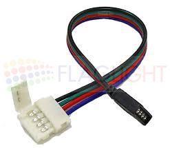 Connector RGB strip-controler