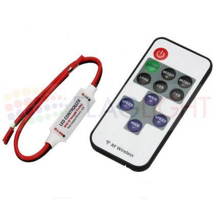 LED Димер с безжично RF дистанционно управление