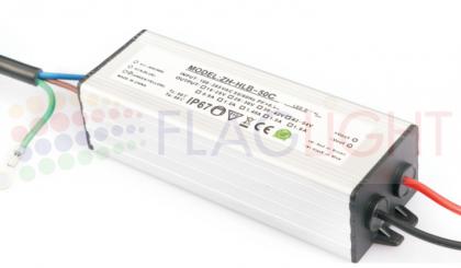 Резервен драйвър за 50W LED прожектор