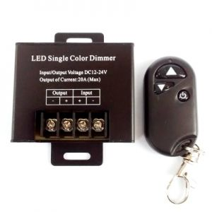 Dimmer for LED strips 360W RF