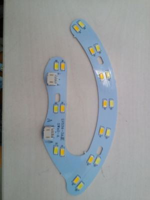 LED PCB MODULE 3 in 1 - 5W  PW+WW with driver