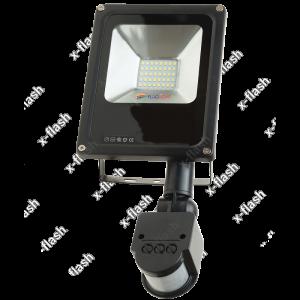 LED FLOOD LIGHT 20W SMD with PIR sensor