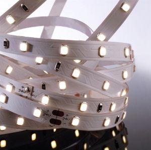 2835 - 60 LED/м 24V, бяла светодиодна лента