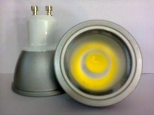 LED SPOT COB 3W   GU10