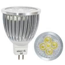 LED SPOT  5x1W MR16