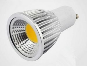 LED SPOT COB 5W   GU10