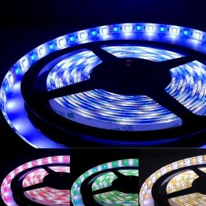 5050 - 60 LED/m RGB+white